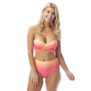 Coco Reef Five Way Bra Sized Underwire Bikini Top - Sunset Fade