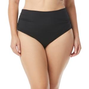 Coco Reef Plus Size Impulse Rollover Bikini Bottom - Classic Solids